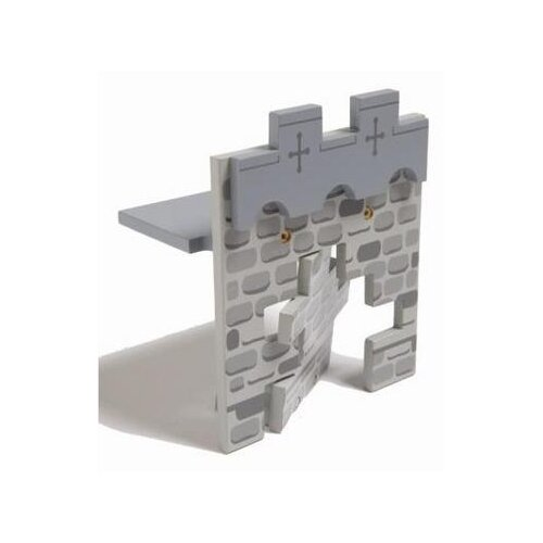 Edix the Medieval Village Breakable Wall