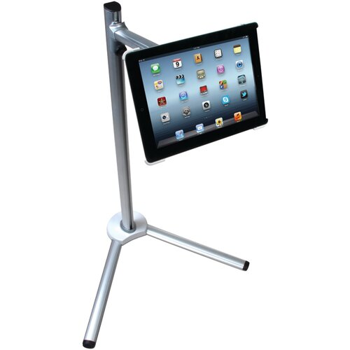Boom Floor Stand for iPad with Retina Display/iPad 3rd Gen/iPad 2/Tablet