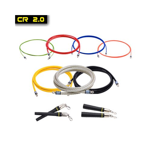 Crossrope Complete Jump Rope Set 2.0