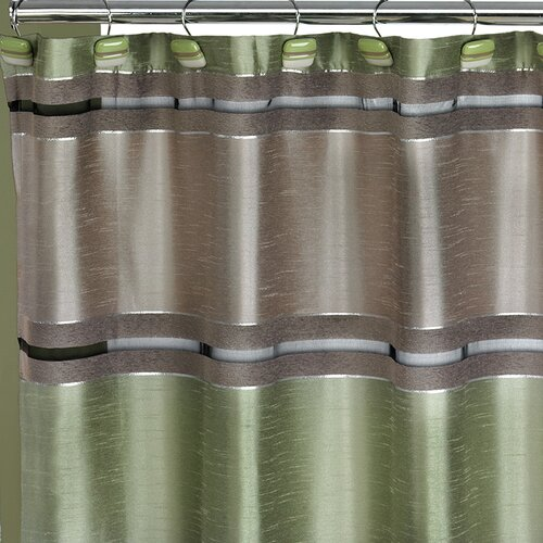 Chantelle Polyester Shower Curtain