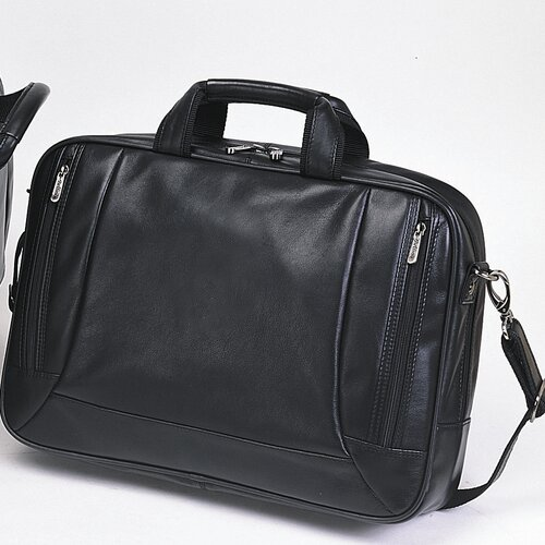 Bellino Editor Leather Laptop Case