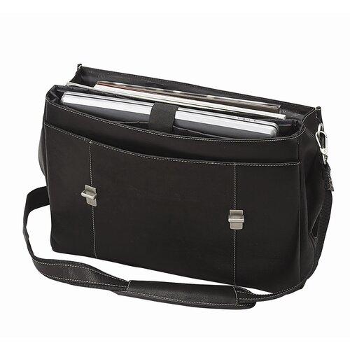 Bellino Leather Laptop Briefcase