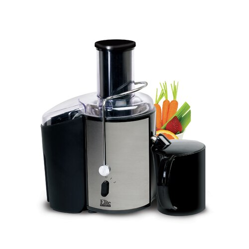 Platinum 2 Speed Whole Fruit Stainless Steel Juicer