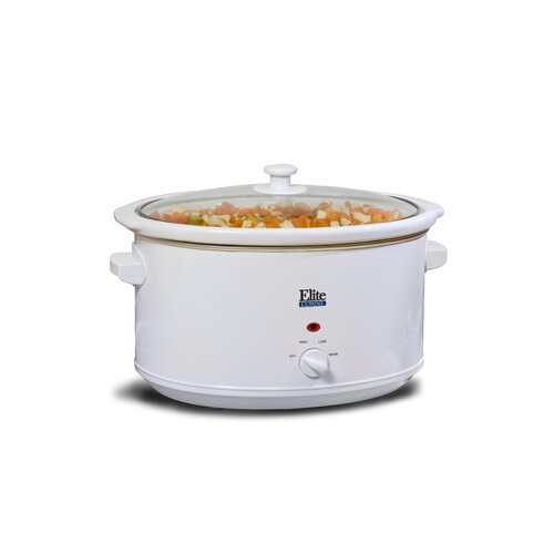 Cuisine 8.5-Quart Slow Cooker