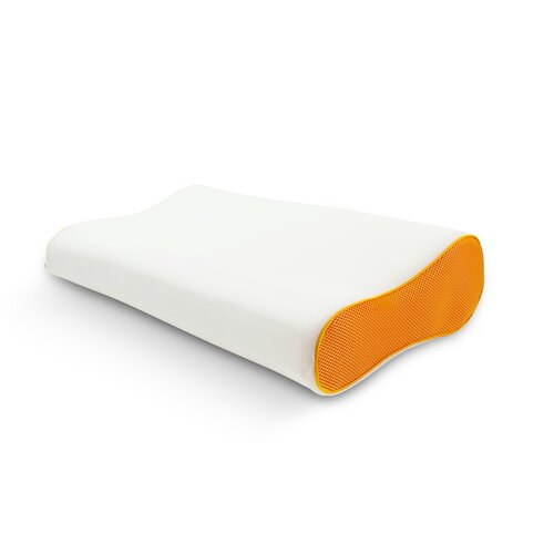 Adjustable Wave Memory Foam Contour Pillow