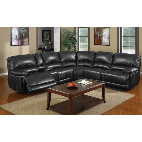 Appalachian Dual Reclining Sectional