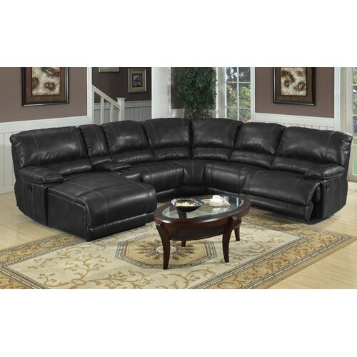 Appalachian Left Chaise Sectional