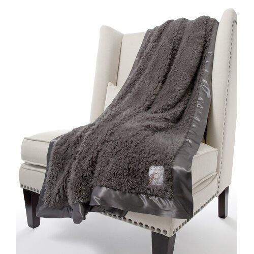 Bella Plush Fabric Throw