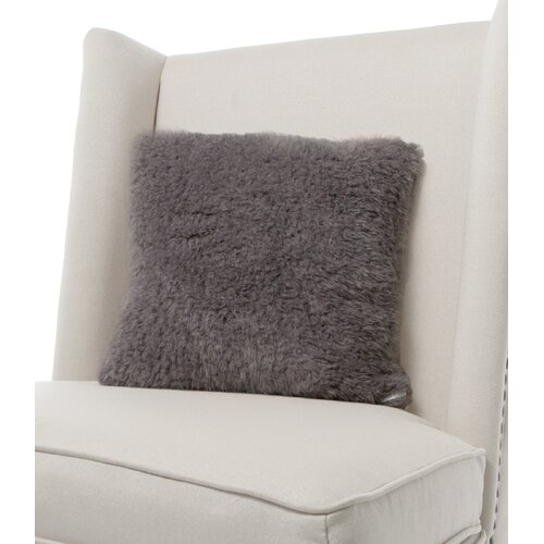 Bella Plush Throw Pillow