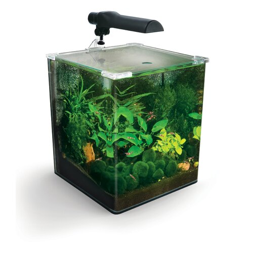 Fluval by Hagen Fluval 8 Gallon EBI Nano Shrimp Aquarium Kit