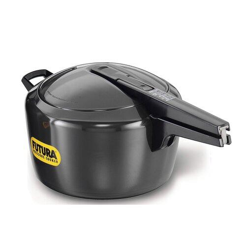 Futura Hard Anodized Pressure Cooker