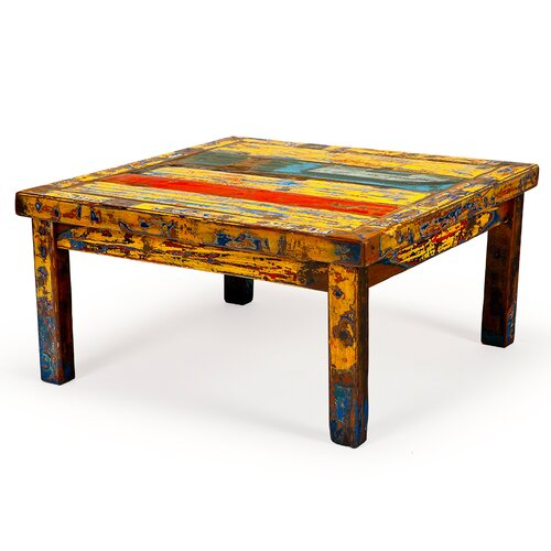 Hunky Dory Reclaimed Wood Coffee Table