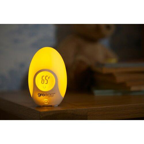 Egg Room Thermometer Night Light