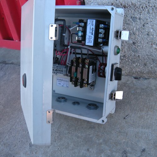 Multiquip 450V Control Box for Submersible Pumps for ST4125D, ST6125D