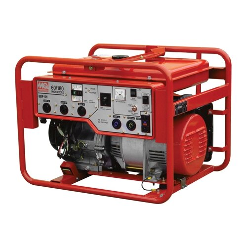 4000 Watt Generator with Recoil Start
