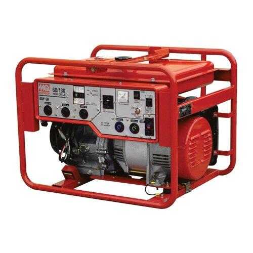 4,000 Watt Honda Portable Generator With Recoil Start For Sale