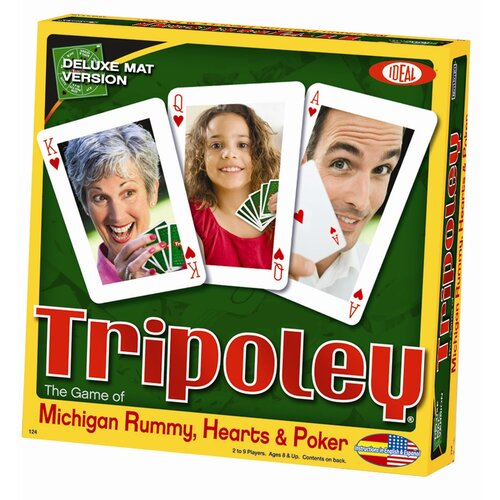 Ideal Classics Tripoley Deluxe Edition Game