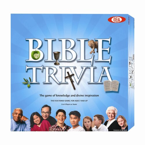 Ideal Classics Bible Trivia Game