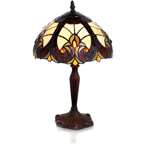 pin lamp shades free stained glass patterns chantal s stained on. Black Bedroom Furniture Sets. Home Design Ideas