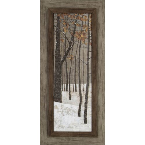 Tree in Fall I by Tina O. Framed Painting Print