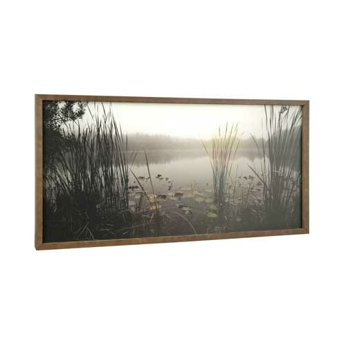 Hobbitholeco. Serenity by P.T. Turk Framed Photographic Print