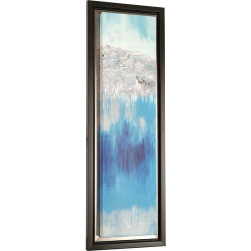 Clouds II by Sanjay B Patel Framed Original Painting