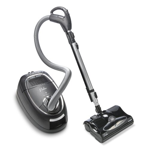 New Quiet HEPA Sealed Canister Vacuum
