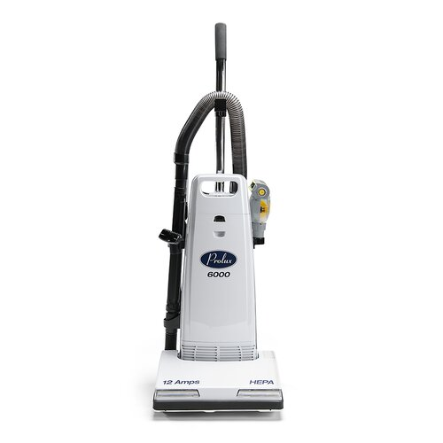 New Upright Washable HEPA Vacuum with 12 AMP Motor on Board Tools