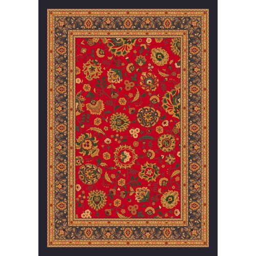 Milliken Pastiche Aydin Currant Red Rug