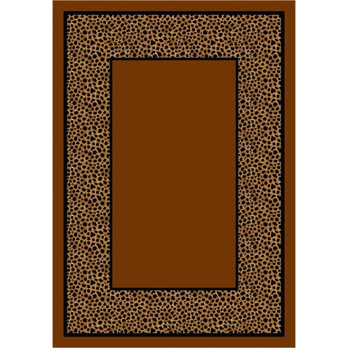 Milliken Design Center Simaruba Cheetah Rug
