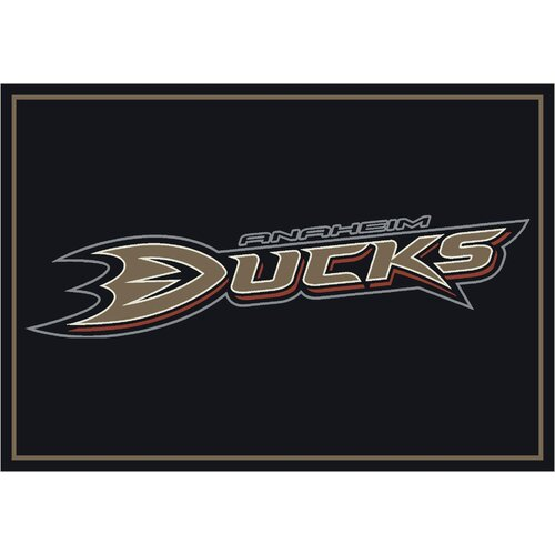 Milliken NHL Team Spirit Novelty Rug