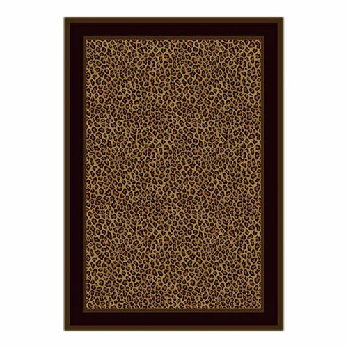 Animal Print Rug Wayfair: Milliken Innovation Leopard Print Zimbala Area Rug
