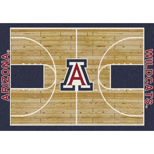 Milliken College Home Court NCAA Novelty Rug