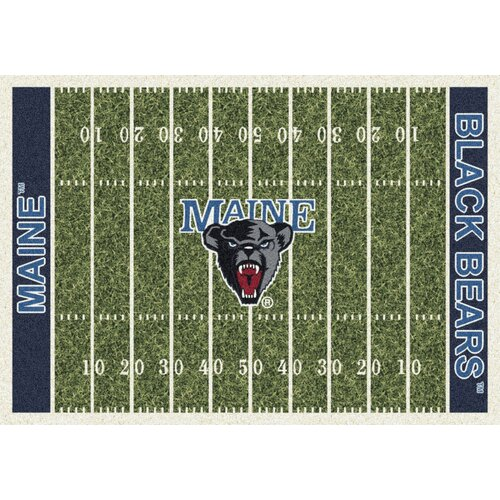 Milliken College Home Field NCAA Novelty Rug