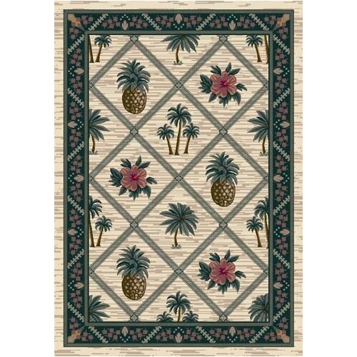 Milliken Signature Palm Bay Pearl Novelty Rug