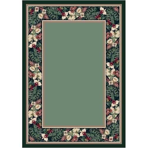 Milliken Innovation Tropical Forest Peridot Rug