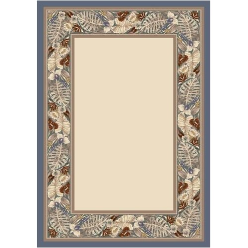 Milliken Innovation Tropical Forest Opal Lapis Rug