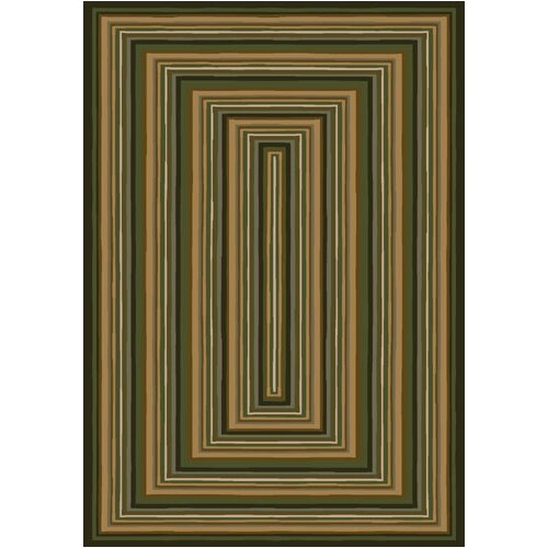 Milliken Innovation Rylie Olive Rug