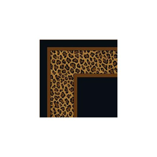 Milliken Design Center Leopold Leopard Rug