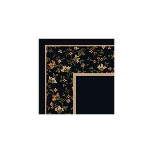 Milliken Design Center Garden Glory Onyx Rug