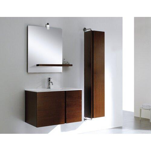 bathroom side cabinet wayfair