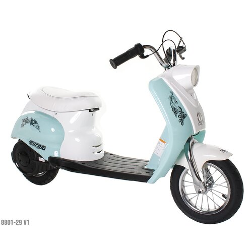 Dynacraft Surge City 24v Electric Scooter Amp Reviews Wayfair