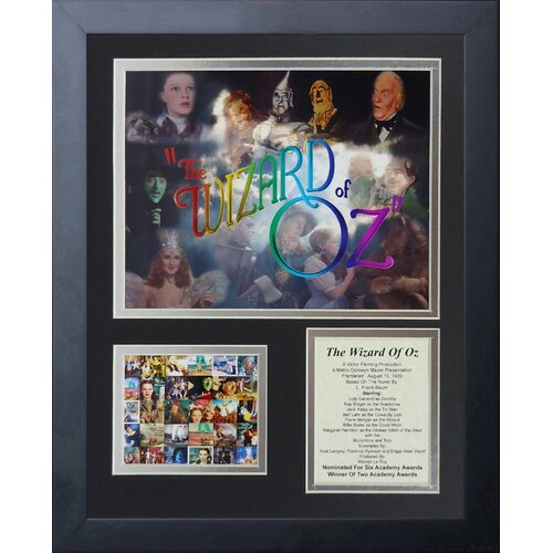 Wizard of Oz - Mosaic Framed Photo Collage