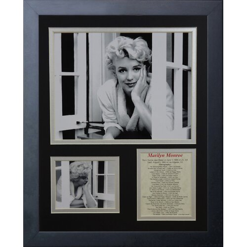 Marilyn Monroe - Window Framed Photo Collage