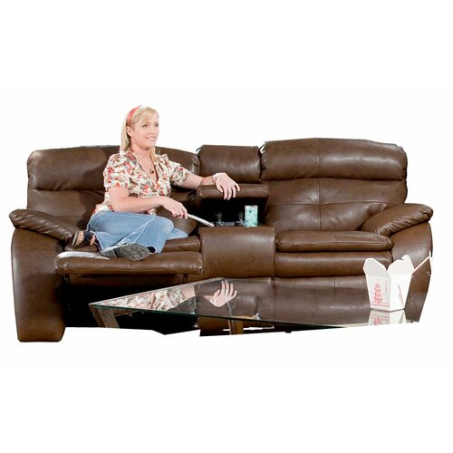 Belmont Reclining Loveseat