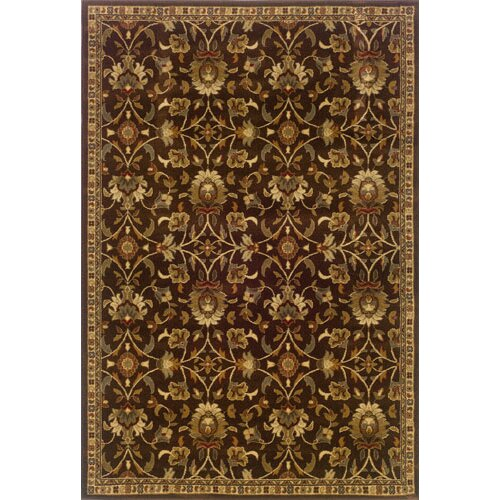 Oriental Weavers Amelia Brown Rug