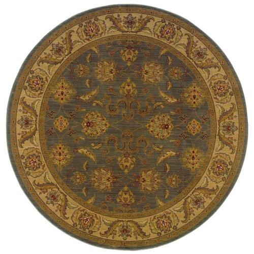 Oriental Weavers Allure Blue/Gold Rug