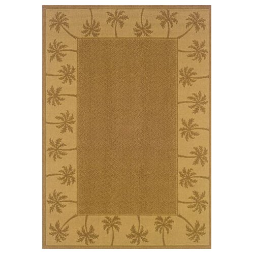 Lanai Tan/Beige Outdoor Rug