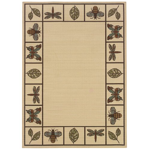 Oriental Weavers Montego Ivory/Brown Rug