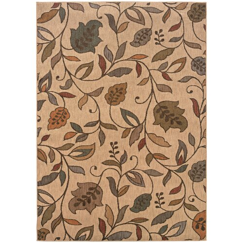 Oriental Weavers Palermo Ivory/Brown Rug